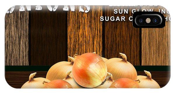 Onion Farm IPhone Case