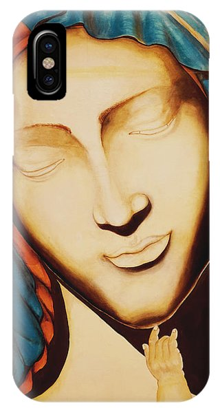 Only One Illuminates My Soul II IPhone Case