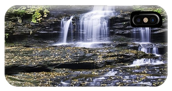 Onondaga Falls IPhone Case
