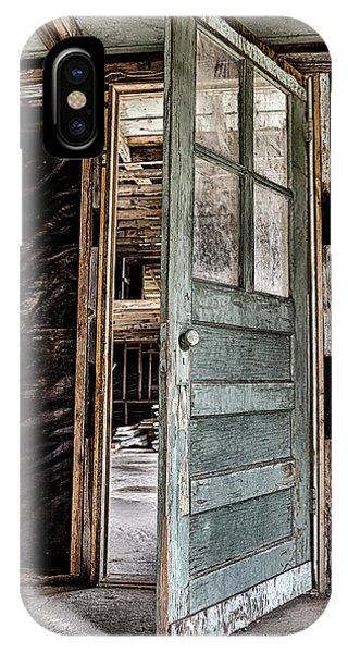 Open Door IPhone Case