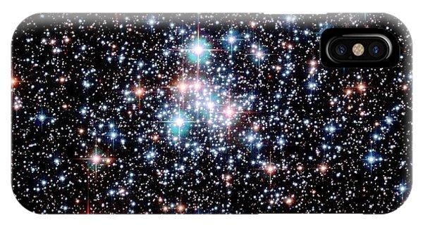 Open Star Cluster Ngc 290 Phone Case by E. Olszewskiu. Arizonanasaesastsci