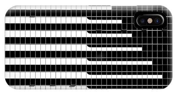 Facade iPhone Case - Open Windows by Hans-wolfgang Hawerkamp