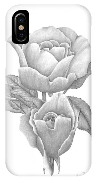 Opening Blooms IPhone Case