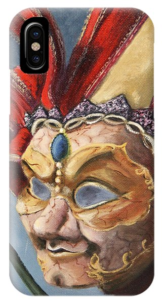Opera Mask IPhone Case