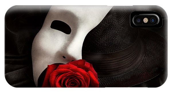 Opera - Mystery And The Opera IPhone Case