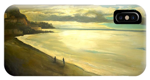 Opera Plage - In Nice IPhone Case