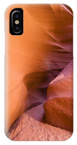 Orange Canyon IPhone Case