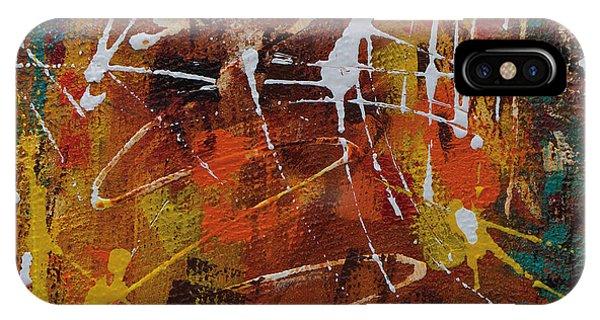 iPhone Case - Orange Marmalade by Julie Acquaviva Hayes