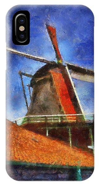 Orange Sails Phone Case by Rick Lloyd