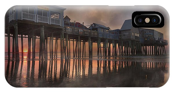 Meditative iPhone Case - Orchard Beach Glorious Morning by Betsy Knapp