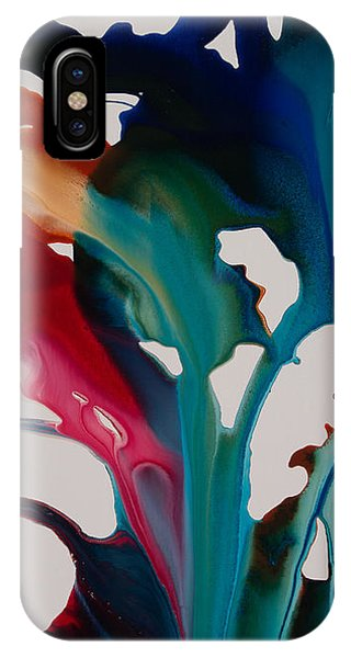 Orchid C IPhone Case