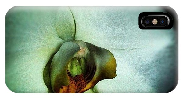 Orchid Ghost  Phone Case by Natalya Karavay