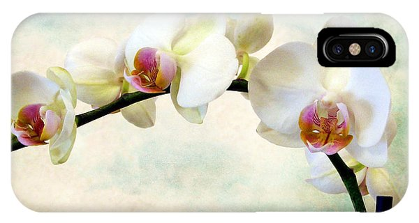 Orchid Heaven IPhone Case