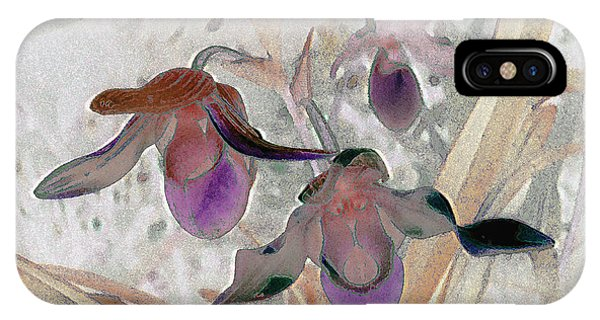 Orchid Light IPhone Case