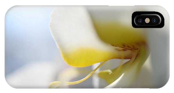 Orchid Melody  IPhone Case