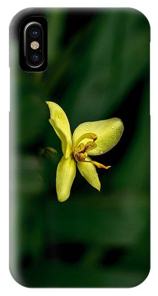 Orchid Suspense  IPhone Case