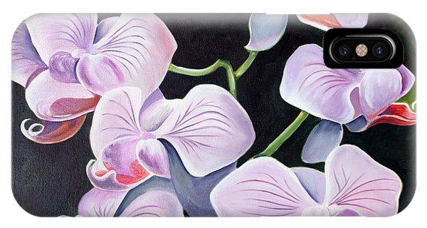 Orchids II IPhone Case