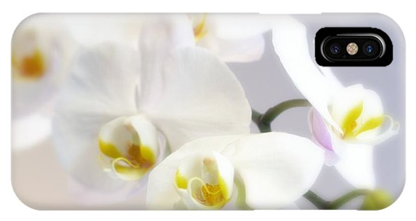 Orchids In The Mist IPhone Case