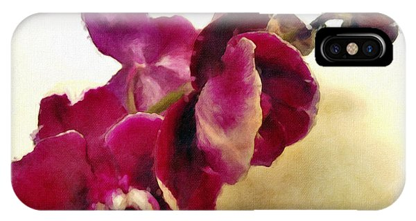Orchids No. 5 IPhone Case