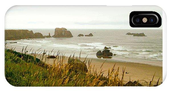 Oregon Beach IPhone Case