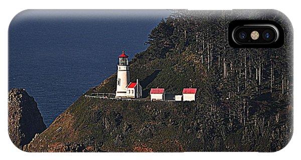Oregon Lighthouse IPhone Case
