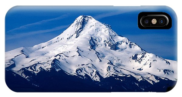 Oregon - Mt. Hood IPhone Case
