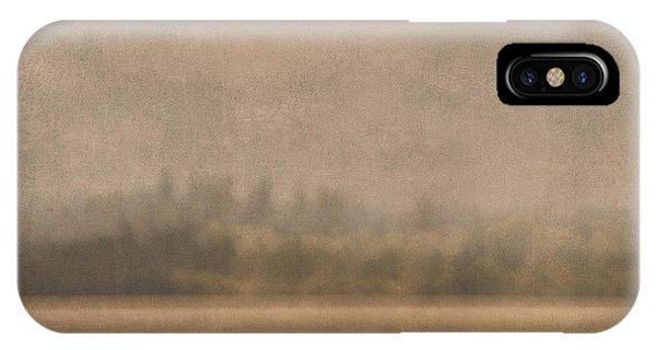 Oregon Rain IPhone Case