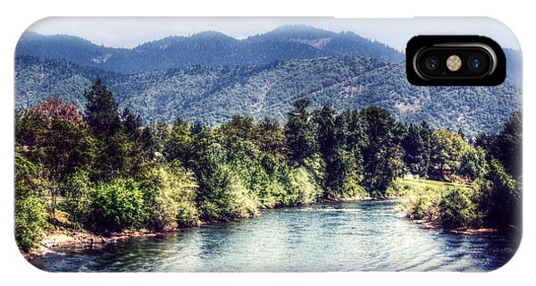 Oregon Views IPhone Case