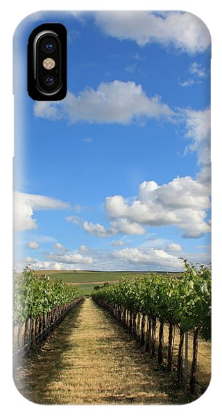Oregon Vineyard IPhone Case