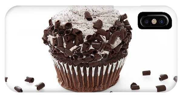 Oreo Cookie Cupcake IPhone Case