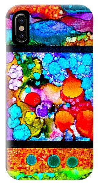 iPhone Case - Organics by Alene Sirott-Cope
