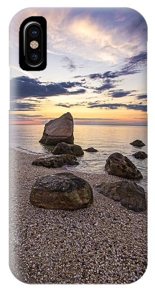 Orient Point Calm IPhone Case
