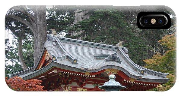 Oriental Garden #1 IPhone Case