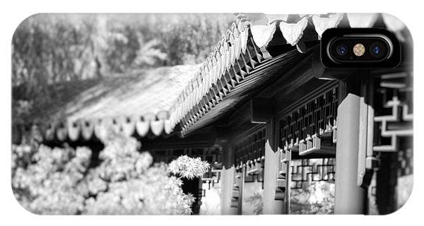 Oriental Roof #2 IPhone Case