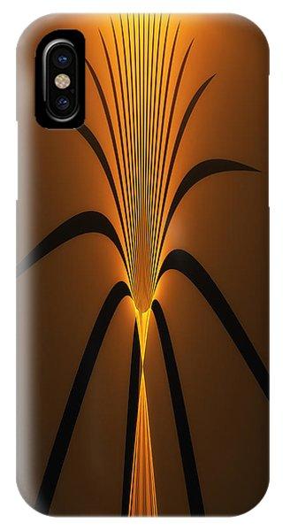 Oriental Vase IPhone Case