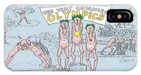 Original Olympics IPhone Case