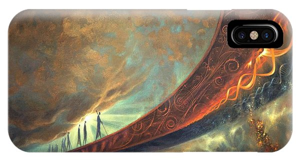 Origins IPhone Case