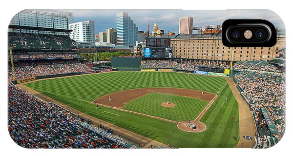 Oriole Park At Camden Yards IPhone Case