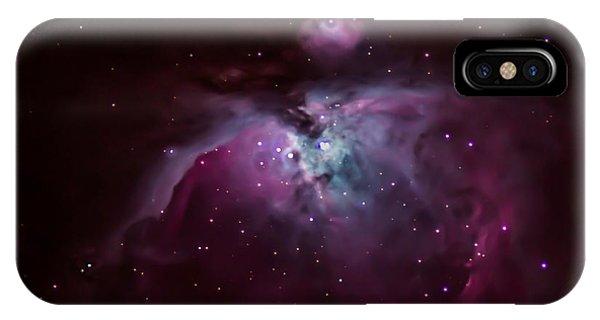 Orion Nebula IPhone Case