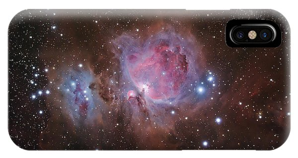 Orion's Sword Phone Case by Brian Peterson