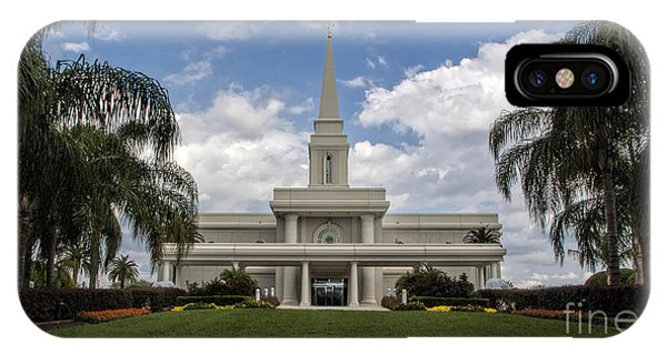 Orlando Temple IPhone Case