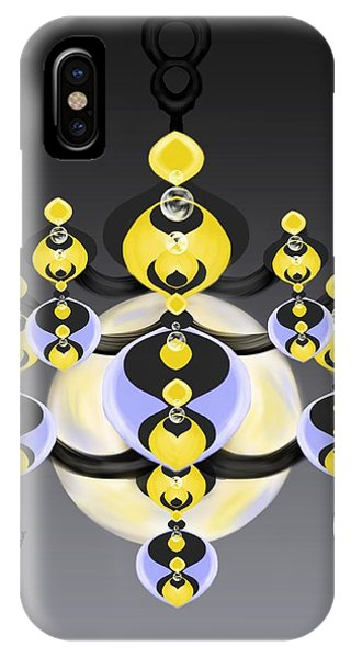 Ornamental Illumination IPhone Case