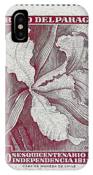 Orquidea IPhone Case