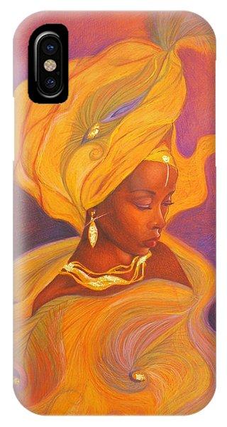 Oshun Goddess IPhone Case