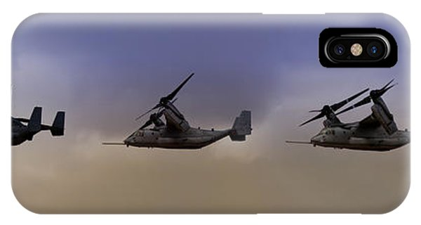 Bell iPhone Case - Osprey Transformation by Ricky Barnard