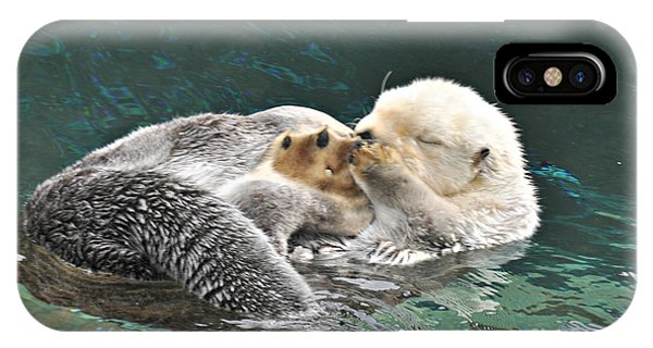 Otter Dreams IPhone Case