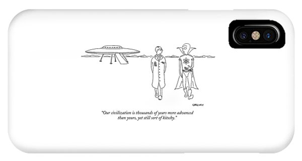 Our Civilization Is Thousands Of Years More IPhone Case
