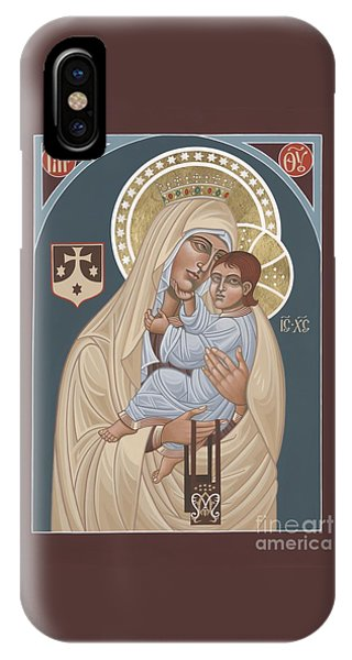 Our Lady Of Mt. Carmel 255 IPhone Case