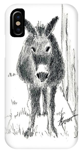 Our New Friend IPhone Case
