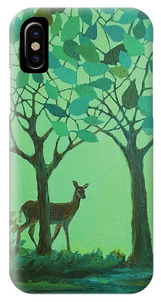 Out Of The Forest IPhone Case